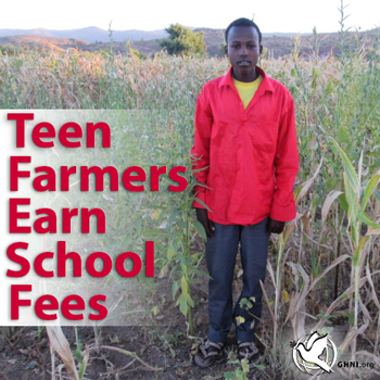 Ethiopian Teen Farmers Earn School Fees | Global Hope